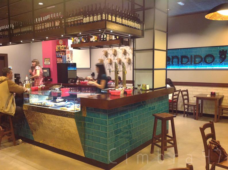 Reforma de local comercial. Bar cafetería. Burgos