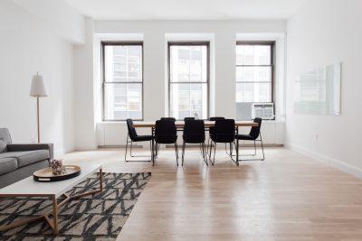 Reforma vivienda burgos pavimento